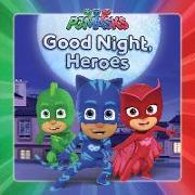 Cover-Bild zu Good Night, Heroes von Testa, Maggie (Hrsg.)