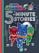 Cover-Bild zu Pj Masks 5-Minute Stories von Various