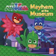 Cover-Bild zu PJ Masks: Mayhem at the Museum von Pat-a-Cake