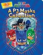 Cover-Bild zu A Pj Masks Collection von Nakamura, May (Hrsg.)
