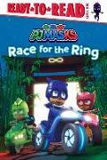 Cover-Bild zu Race for the Ring von Finnegan, Delphine (Hrsg.)