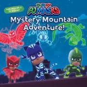Cover-Bild zu Mystery Mountain Adventure! [With More Than 20 Stickers] von Lauria, Lisa (Hrsg.)