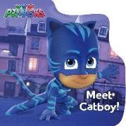 Cover-Bild zu Meet Catboy! von Cregg, R. J.
