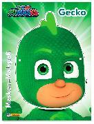 Cover-Bild zu PJ Masks: VE 5 Masken-Malspaß Gecko