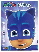 Cover-Bild zu PJ Masks: VE 5 Masken-Malspaß Catboy