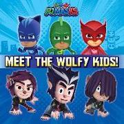 Cover-Bild zu Meet the Wolfy Kids! von Michaels, Patty (Hrsg.)