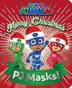Cover-Bild zu Merry Christmas, Pj Masks! von Nakamura, May (Hrsg.)