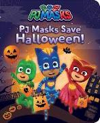 Cover-Bild zu Pj Masks Save Halloween! von Nakamura, May (Hrsg.)
