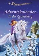 Cover-Bild zu Chapman, Linda: Sternenschweif, Adventskalender, In der Zauberburg