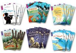 Cover-Bild zu Geras, Adèle: Oxford Reading Tree TreeTops Greatest Stories: Oxford Level 10/11: Class Pack
