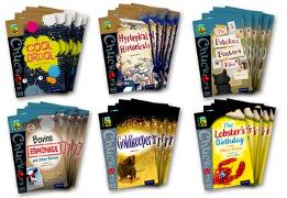 Cover-Bild zu Willis, Jeanne: Oxford Reading Tree TreeTops Chucklers: Oxford Levels 18-20: Pack of 36
