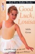 Cover-Bild zu Geras, Adèle: Good Luck, Louisa! (eBook)