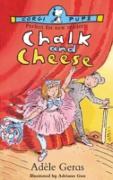 Cover-Bild zu Geras, Adèle: Chalk & Cheese (eBook)