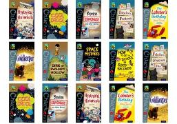 Cover-Bild zu Willis, Jeanne: Oxford Reading Tree TreeTops Chucklers: Oxford Levels 18-20: Pack of 54