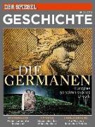 Cover-Bild zu SPIEGEL-Verlag Rudolf Augstein GmbH & Co. KG: Die Germanen