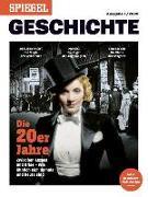 Cover-Bild zu SPIEGEL-Verlag Rudolf Augstein GmbH & Co. KG: Die 20er Jahre