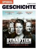 Cover-Bild zu SPIEGEL-Verlag Rudolf Augstein GmbH & Co. KG: Dynastien