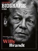 Cover-Bild zu SPIEGEL-Verlag Rudolf Augstein GmbH & Co. KG: WILLY BRANDT