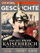 Cover-Bild zu SPIEGEL-Verlag Rudolf Augstein GmbH & Co. KG: Das deutsche Kaiserreich