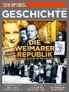 Cover-Bild zu SPIEGEL-Verlag Rudolf Augstein GmbH & Co. KG: Die Weimarer Republik