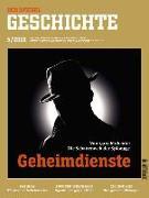 Cover-Bild zu SPIEGEL-Verlag Rudolf Augstein GmbH & Co. KG: Geheimdienste