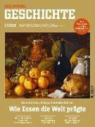 Cover-Bild zu SPIEGEL-Verlag Rudolf Augstein GmbH & Co. KG: Wie Essen die Welt prägt