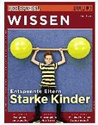 Cover-Bild zu SPIEGEL-Verlag Rudolf Augstein GmbH & Co. KG: Entspannte Eltern, starke Kinder