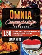 Cover-Bild zu Herz, Diana: Omnia Campingbackofen Kochbuch