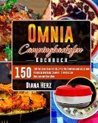Cover-Bild zu Herz, Diana: Omnia Campingbackofen Kochbuch 2021