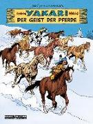 Cover-Bild zu Der Geist der Pferde von Chamblain, Joris