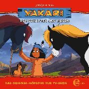 Cover-Bild zu Folge 23: Der Schatten des Riesen (Das Original-Hörspiel zur TV-Serie) (Audio Download) von Karallus, Thomas