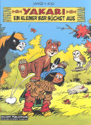Cover-Bild zu Ein kleiner Bär büchst aus von Derib, Claude