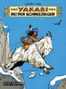 Cover-Bild zu Yakari bei den Schneeziegen von Job
