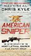 Cover-Bild zu American Sniper von Kyle, Chris