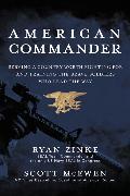 Cover-Bild zu American Commander von Zinke, Ryan