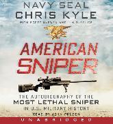 Cover-Bild zu American Sniper CD von Kyle, Chris