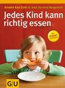 Cover-Bild zu Jedes Kind kann richtig essen (eBook) von Kast-Zahn, Annette