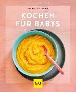 Cover-Bild zu Kochen für Babys von Cramm, Dagmar von