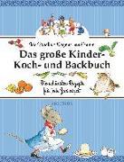 Cover-Bild zu Das große Kinder-Koch- und Backbuch von Bohatta, Ida