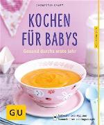 Cover-Bild zu Kochen für Babys (eBook) von Cramm, Dagmar von