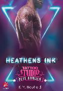 Cover-Bild zu Neuhold, K.M.: Heathens Ink: Mein Befreier (eBook)