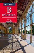 Cover-Bild zu Baedeker Reiseführer Böhmen - Prag (eBook) von Müssig, Jochen