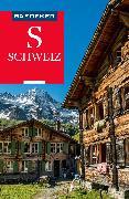 Cover-Bild zu Baedeker Reiseführer Schweiz (eBook) von Stahn, Dina