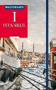 Cover-Bild zu Baedeker Reiseführer Istanbul von Bourmer, Achim
