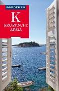 Cover-Bild zu Baedeker Reiseführer Kroatische Adria (eBook) von Wengert, Veronika