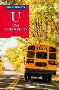 Cover-Bild zu Baedeker Reiseführer USA Nordosten (eBook) von Helmhausen, Ole