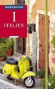 Cover-Bild zu Baedeker Reiseführer Italien von Abend, Dr. Bernhard