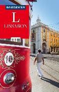 Cover-Bild zu Baedeker Reiseführer Lissabon (eBook) von Missler, Eva
