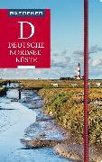 Cover-Bild zu Baedeker Reiseführer Deutsche Nordseeküste von Bremer, Sven
