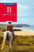 Cover-Bild zu Baedeker Reiseführer Bretagne (eBook) von Schliebitz, Anja